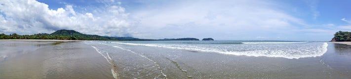 Beach Playa Samara in Costa Rica Royalty Free Stock Photos