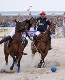 Beach Polo 01 Stock Image