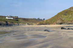 Polurrian Cove Cornwall Stock Photography