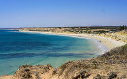 Beach at Port Willunga, South Australia Stock Photo