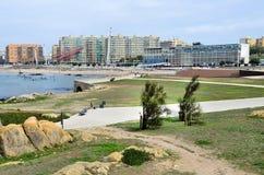 Beach of Porto Stock Photo