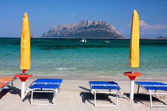 Beach of Porto Istana Royalty Free Stock Photos