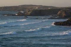 Beach in Portugal Stock Photos