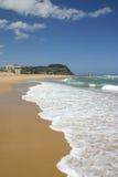 beach prętowa Zdjęcie Royalty Free