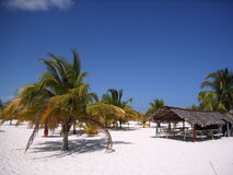 beach prętowa karaibska Fotografia Stock