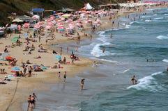 Beach in Primorsko Royalty Free Stock Image