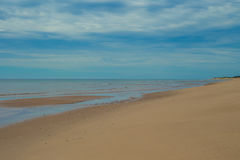 Beach prince Edward island Royalty Free Stock Image