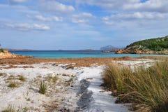 Beach of the Principe Royalty Free Stock Photos