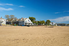 Beach at Provincetown, Cape Cod, Massachusetts Royalty Free Stock Photos
