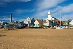 Beach at Provincetown, Cape Cod, Massachusetts Stock Photo