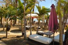 Beach pub Royalty Free Stock Photo