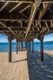 Beach at Puerto Montt Stock Photo