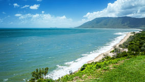 Beach Queensland Australia Royalty Free Stock Image