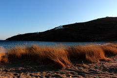 Beach. Recluse beach on a Greek island Royalty Free Stock Image