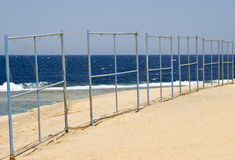 Beach at the Red Sea, Marsa Alam, Egypt Stock Images