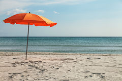 On the beach. Royalty Free Stock Photography