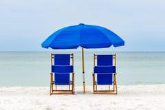 Beach relaxation Royalty Free Stock Photos