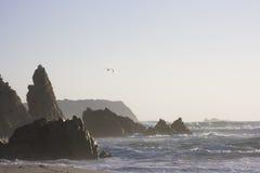 Beach Rena Maiore - Sardinia, Italy Royalty Free Stock Image