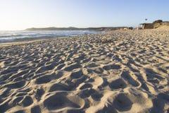 Beach Rena Maiore - Sardinia, Italy Stock Photos