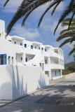 Beach rentals Stock Image