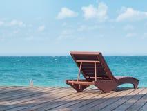 Beach resort Royalty Free Stock Photo