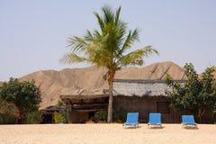 Beach resort Royalty Free Stock Images