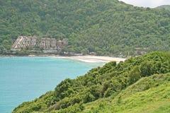 Beach Resort Royalty Free Stock Photos