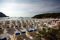 Beach resort Stock Photography