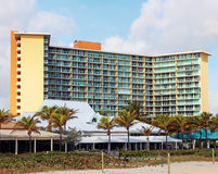 Beach Resort Hotel Royalty Free Stock Image