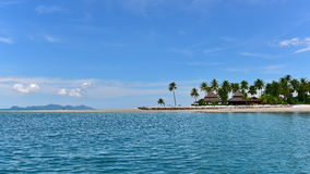 Beach resort on Koh Mook island Stock Photos