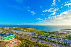 Beach resort of Okinawa Royalty Free Stock Image