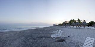 Beach Resort Panorama Stock Photography