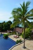 Beach resort in Phuket Royalty Free Stock Photos