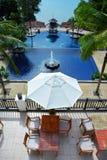 Beach resort in Phuket Royalty Free Stock Photo
