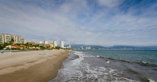 Beach Resort - Puerto Vallarta, Mexico Royalty Free Stock Image