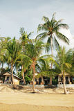 Beach resort in Thailand Royalty Free Stock Image