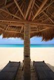 Beach resort Stock Images