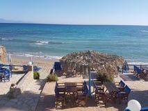 Beach Resteraunt Royalty Free Stock Image