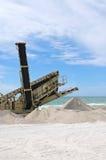Beach Restoration Royalty Free Stock Image