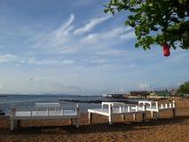 Beach Restuarant Stock Photography