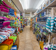Beach Retail Store Royalty Free Stock Image