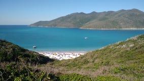Beach Rio de Janeiro royalty free stock photo