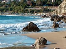 Beach Rock stock photos