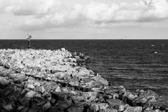 Beach Rocks stock photos