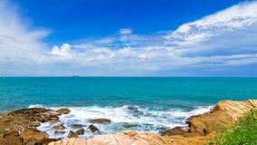 Beach at Samed Island,Thailand Stock Photos