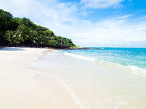 Beach at Samed Island,Thailand Stock Photo