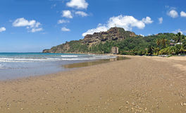 Beach in San Juan del Sur Stock Images