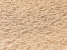 Beach sand Stock Images