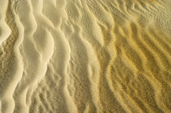 Beach sand background. For design Royalty Free Stock Photos