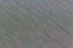 Beach sand background. Royalty Free Stock Photos